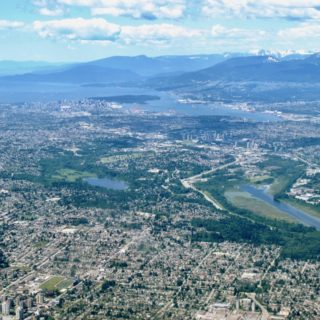 vancouver-plane-window-view
