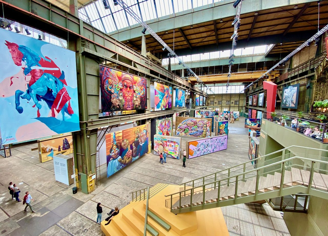 amsterdam street art attractions