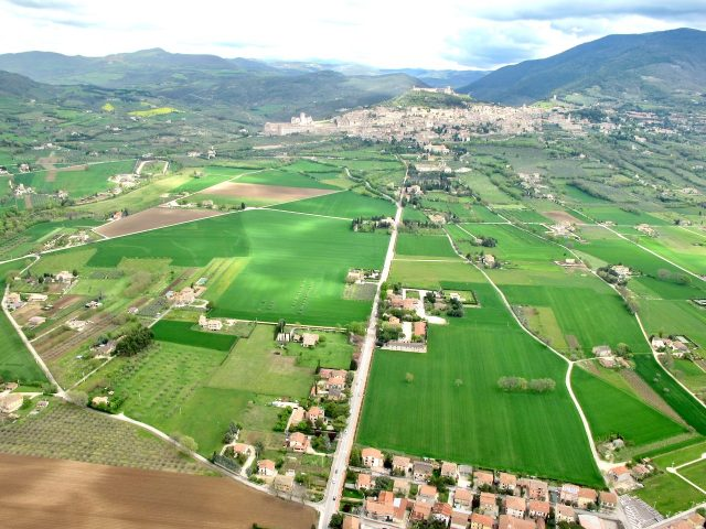 helicopter-view-assisi-italy-photo