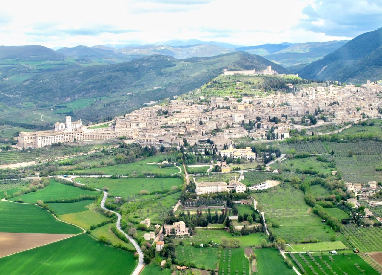 assisi-aerial-view-photo