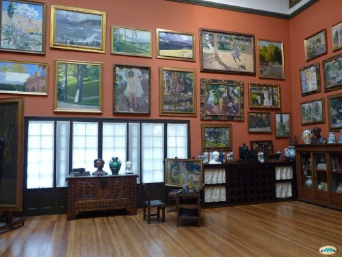 museo-sorolla-madrid-interior