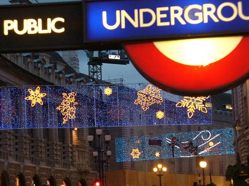 A very London Christmas