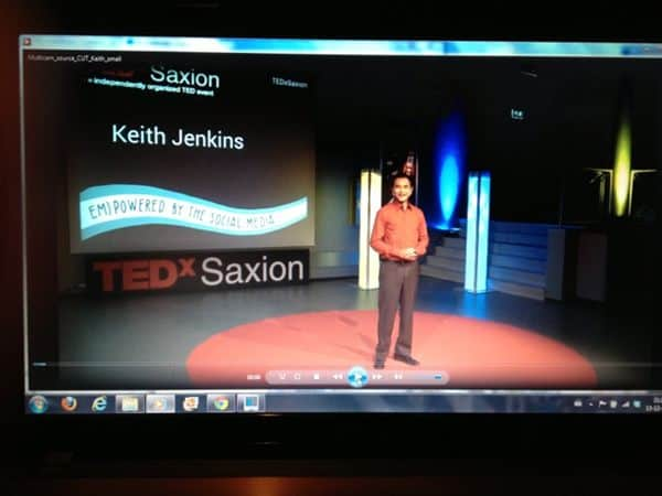 My TEDxTalk – Passion. Empowerment. Social Media