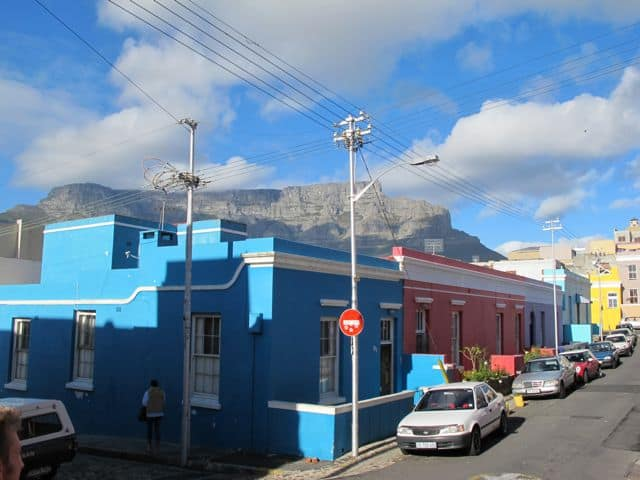 Exploring Bo Kaap in Cape Town