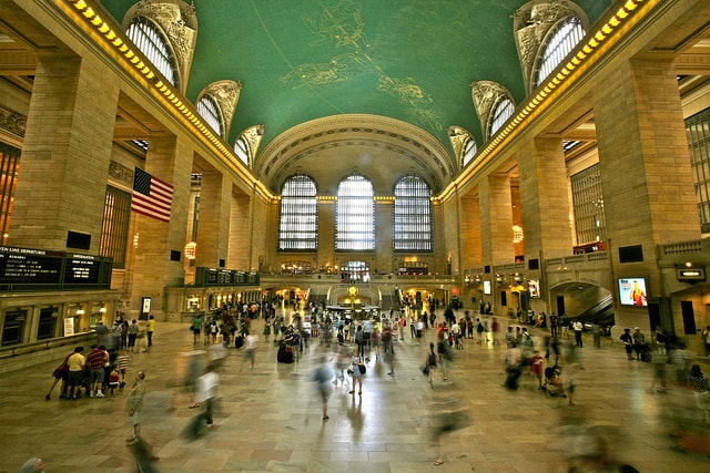 Grand Central Terminus (image courtesy of Alex Proimos)