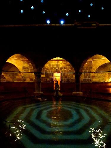 Rudas bath (image courtesy of Romuald le Peru)