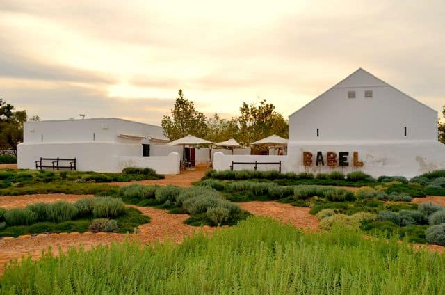 Babylonstoren – a heavenly Cape Dutch wine farm