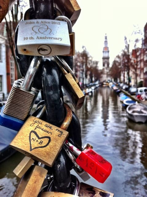 The thing with love locks