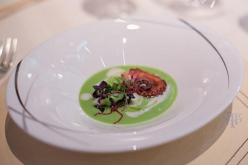 Exquisite food at Enoteca Pinchiorri (image courtesy of Tom Eats).