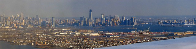 Getting From Ewr To New York City