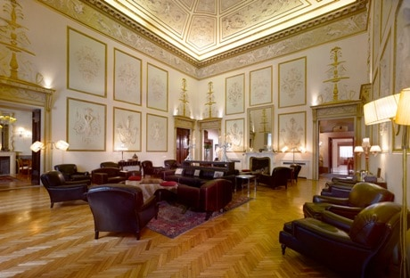 Palazz-ial luxury in Florence