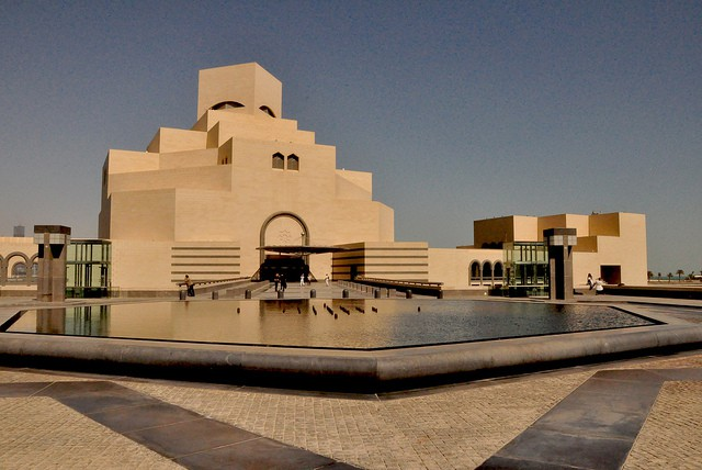 Museum of Islamic Art, Doha (image courtesy of Fuad Al Ansari)