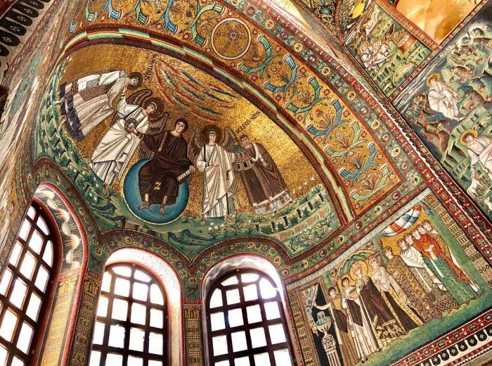 The wonders of Ravenna
