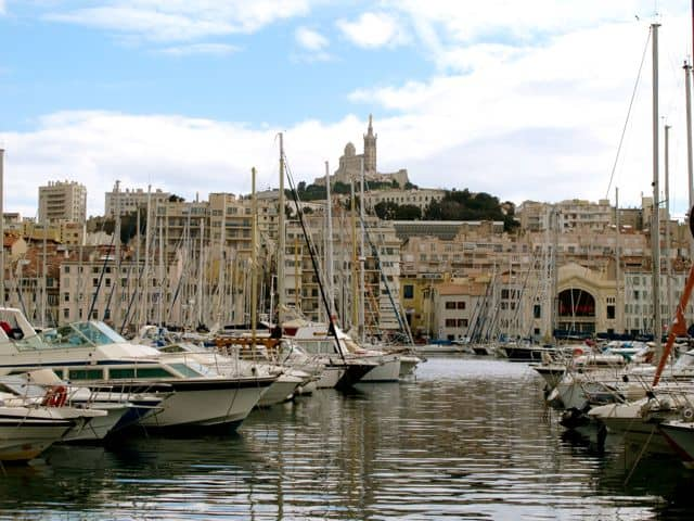 European Culture in Marseille-Provence