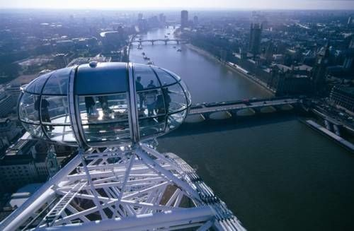 Five classic views of London