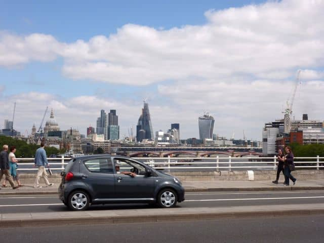 Waterloo Bridge (image: © Laura Porter)