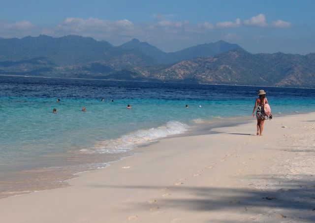 My velvet escape travel tip: Gili Meno island, Indonesia