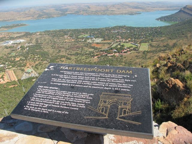 hartbeespoort-dam-photo