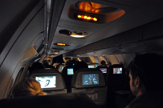 Is plane talk dying? Readers views