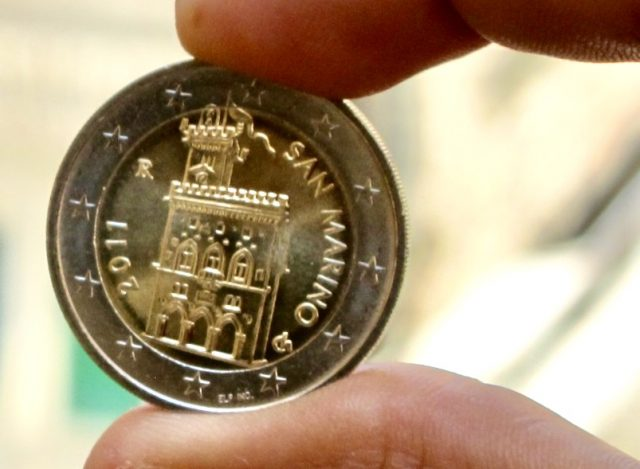 san-marino-euro-coin-photo