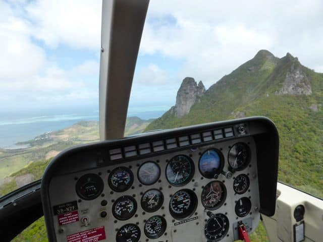 mauritius-helicopter-mountain-scenery-photo