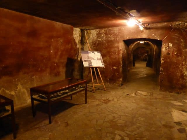 ksiaz-castle-underground-photo