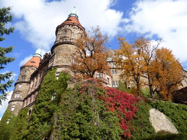 ksiaz-castle-exterior-photo