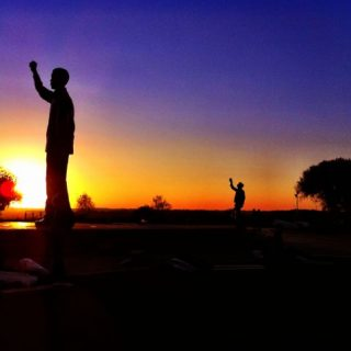 sunset-mandela-bloemfontein-photo