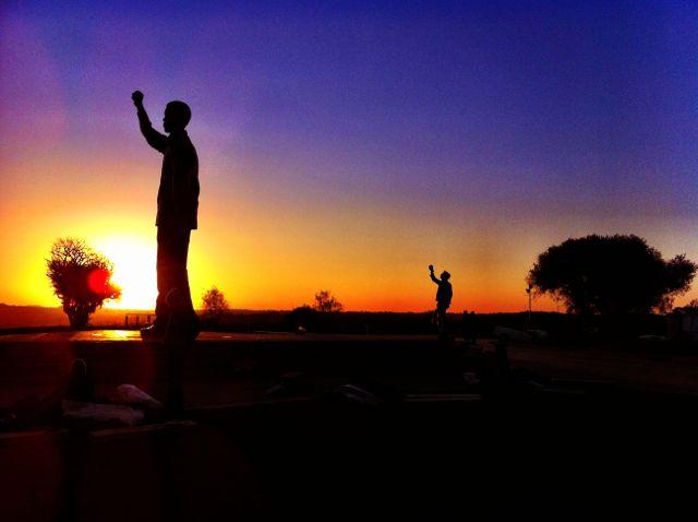sunset-mandela-bloemfontein-photo