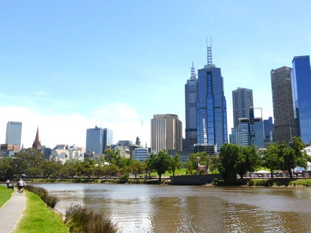 melbourne-skyline-photo