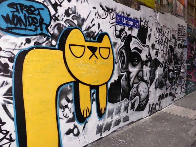 street-art-union-lane-melbourne-photo