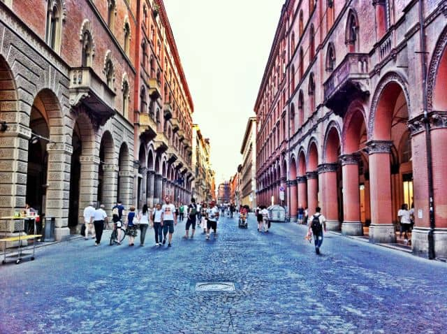 Ten things to do in Bologna
