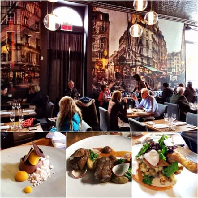 Five recommended restaurants in montreal - Les 400 coups restaurant ...