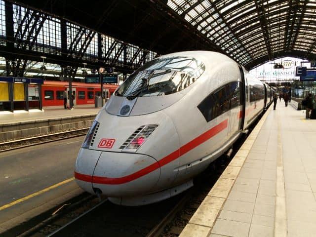 Rail away in Europe