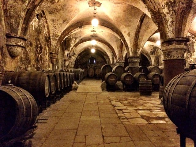 wine-celler-eberbach-abbey-photo