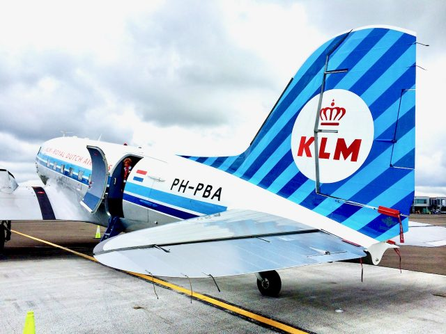 klm-dakota-dc3-photo