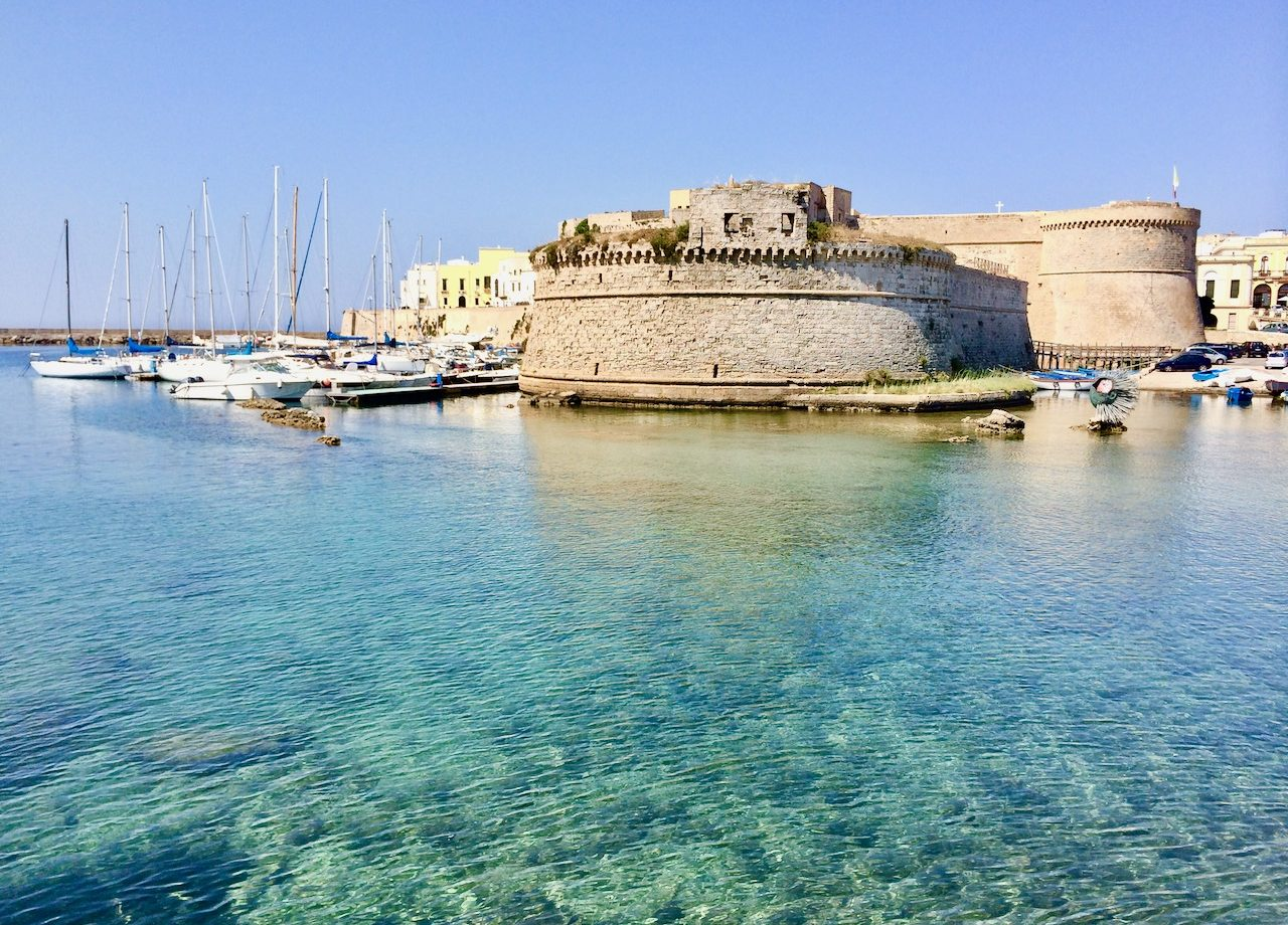 things to do in gallipoli puglia