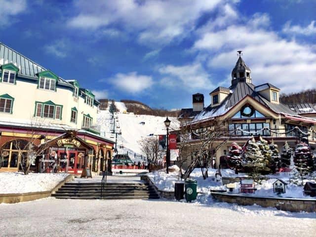 Winter fun in Quebec – the #LoveWinter video