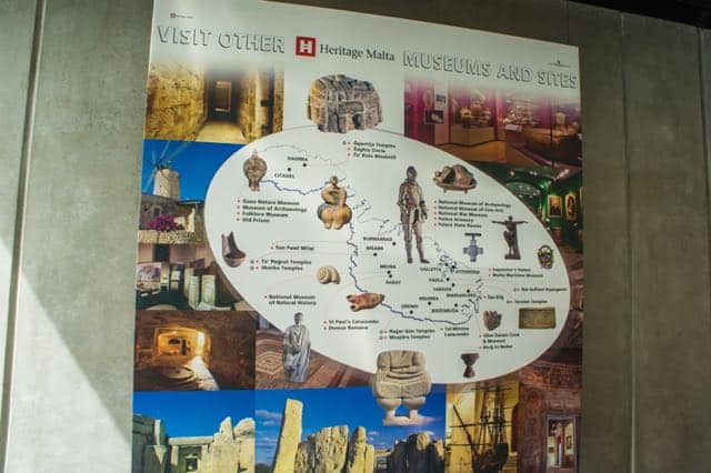 heritage sites on malta photo