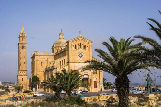 ta-pinu-sanctuary-gozo-photo