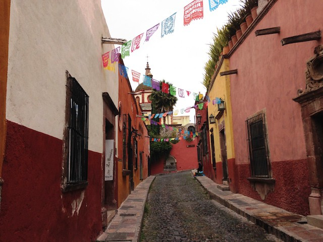Falling in love with San Miguel de Allende