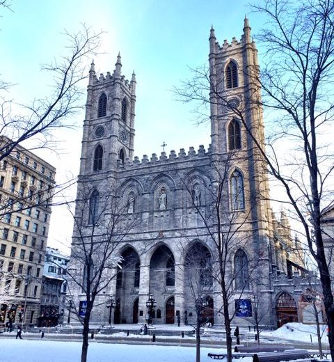 Five ways to enjoy winter in Montreal