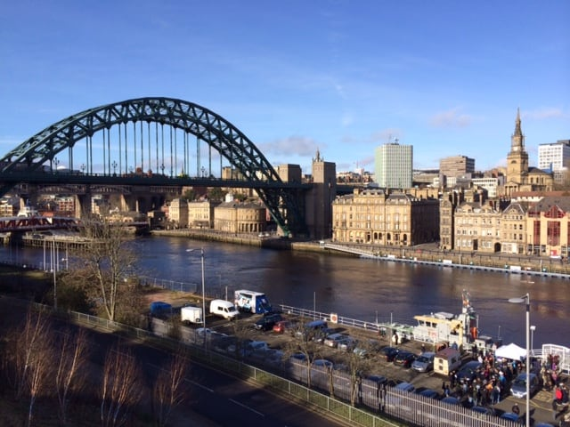 newcastle-upon-tyne-england-photo