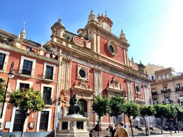 san-salvador-church-seville-photo