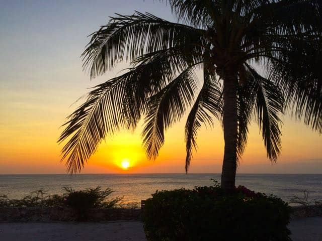 sunset-curacao-photo