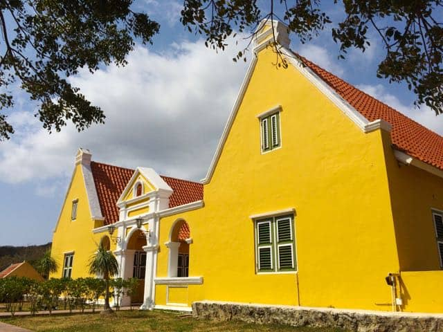 landhuis-groot-santa-martha-curacao-photo