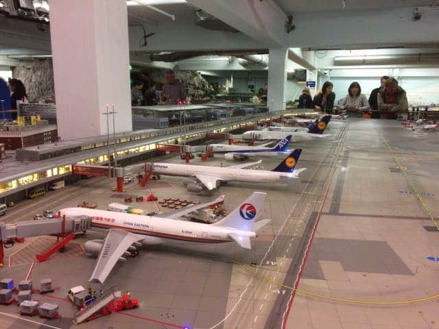 Re-living childhood memories at Miniatur Wunderland