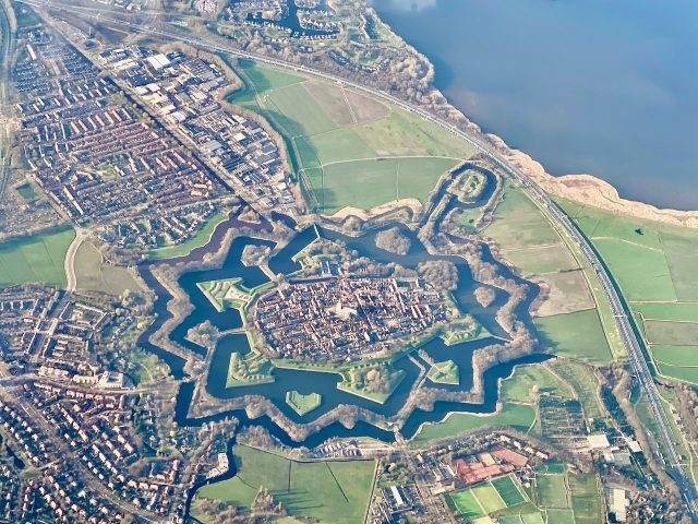 naarden-vesting-aerial-view-photo