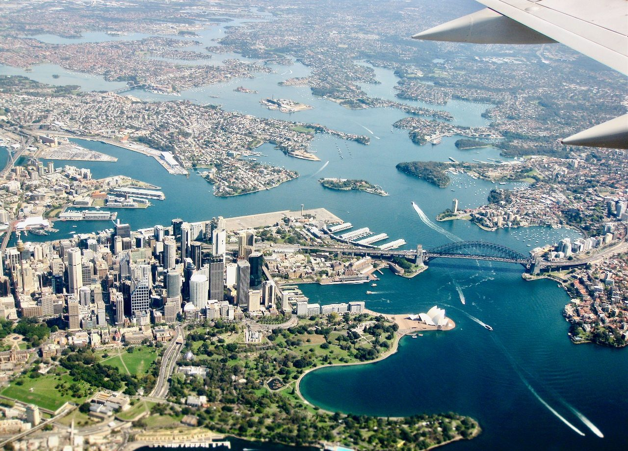 sydney-plane-window-view-photo