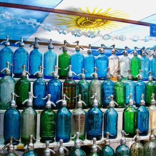 glass-bottles-san-telmo-buenos-aires-photo